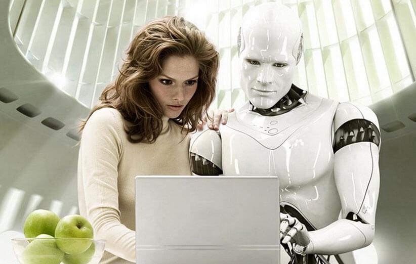 تا سال 2030 همه ما ربات خانگی داریم